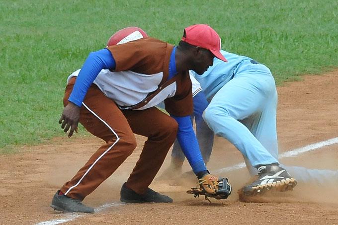 Cayeron los punteros en Serie provincial de béisbol