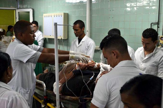 Ascienden a siete los fallecidos en accidente de tránsito en carretera Guantánamo-Baracoa (+ fotos)