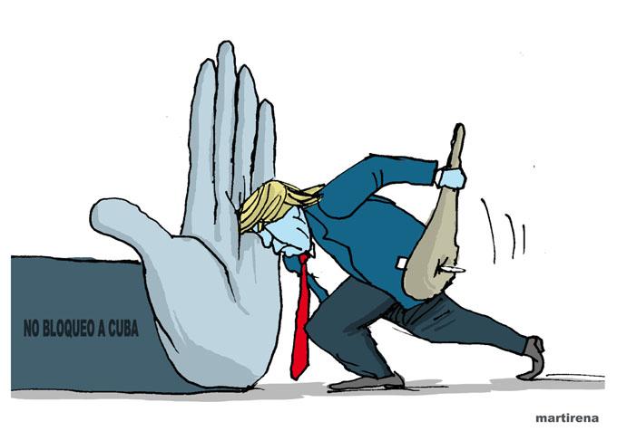 Cuba denuncia nuevas amenazas de EE.UU. de recrudecer el bloqueo