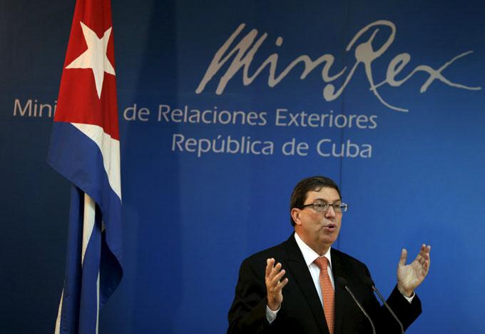 EE.UU. empeñado en aumentar agresividad hacia Cuba, afirma canciller