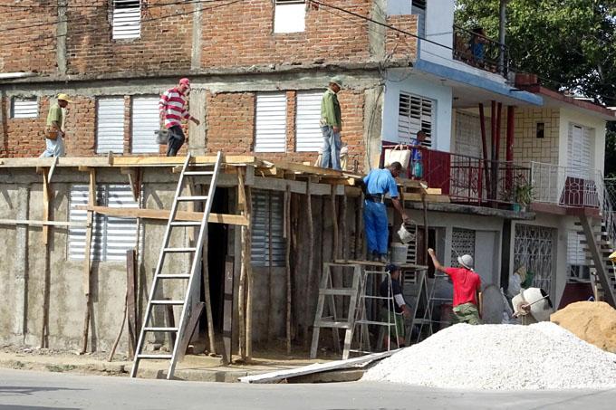 Construcción de viviendas a un nuevo reordenamiento