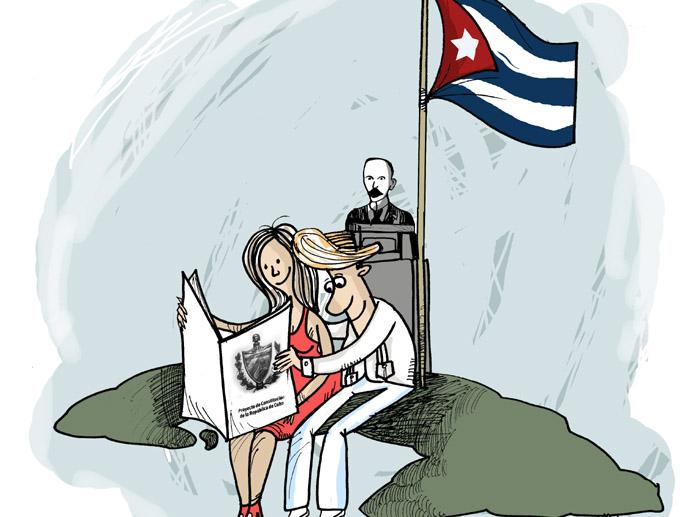 Prosiguen preparativos en Cuba de cara al referendo constitucional