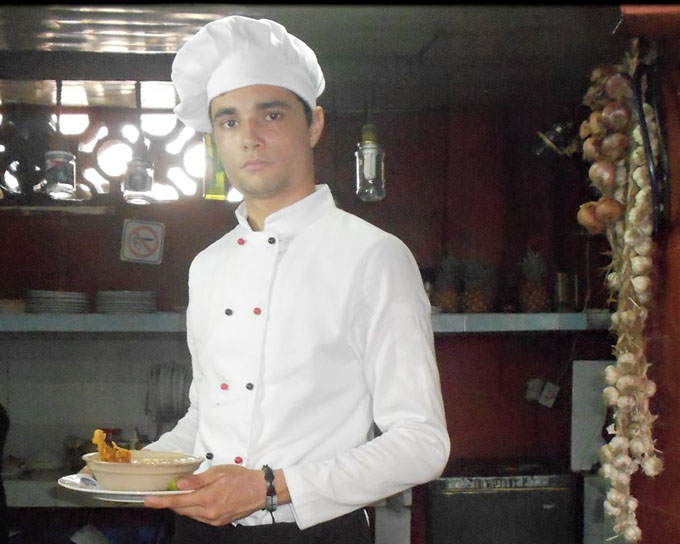 Representa joven bayamés las raíces de la culinaria regional