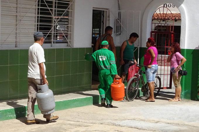 Ascienden a más de 82 mil los clientes de gas licuado en Granma
