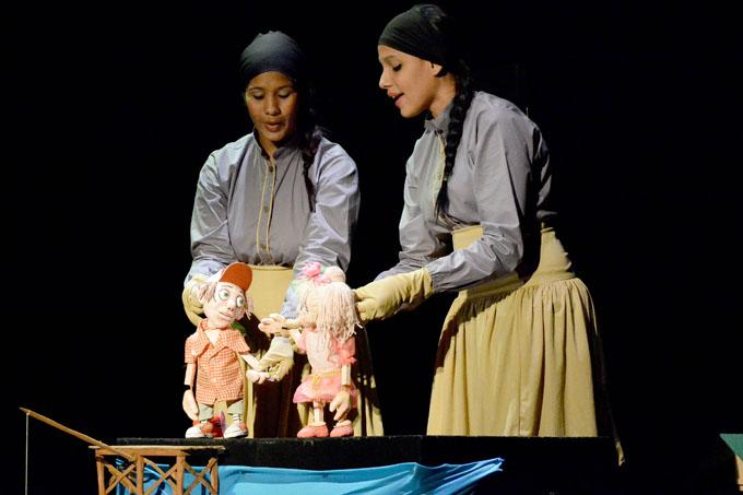 Inician festejos por el Día del teatro cubano