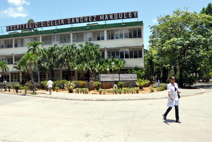 Restablecen sistema eléctrico en hospital Celia Sánchez
