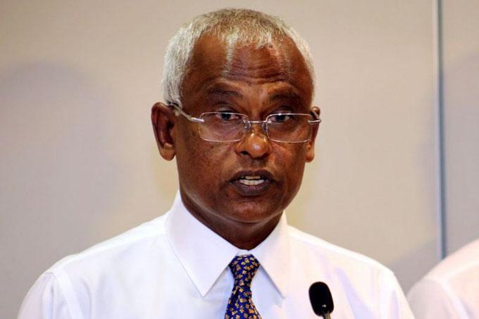Presidente de Maldivas agradece asistencia de Cuba en sector de Salud