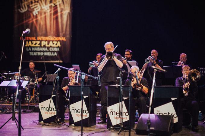 Timba, folclore y rumba se unen al jazz en festival en Cuba