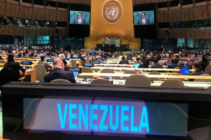Diálogo en Venezuela, llamado en el que coinciden muchos en ONU