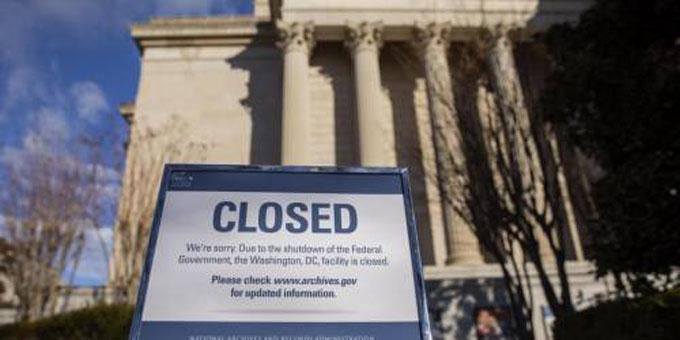 Cierre gubernamental es el más largo en la historia de EE.UU.