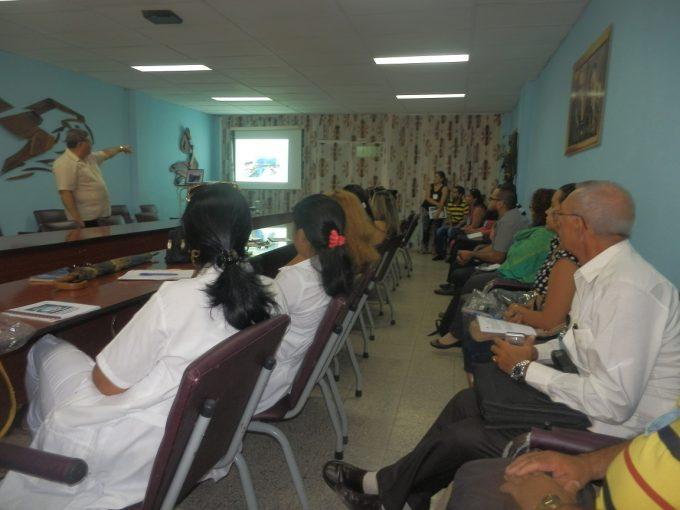 Psicólogos cubanos intercambiarán en Manzanillo