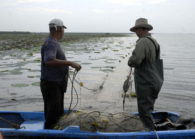 Cuatro granmenses al nacional Pesca de la trucha