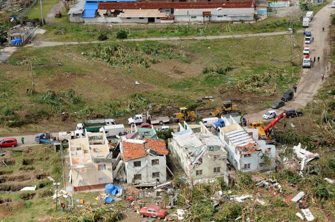 Díaz-Canel: Tras devastador tornado, nadie quedará desamparado (+ fotos y videos)