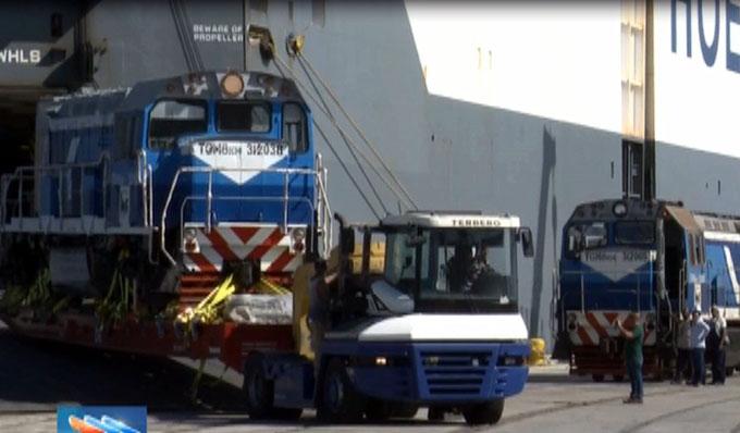 Fuerte impulso para sistema ferroviario cubano en el 2019 (+ video)