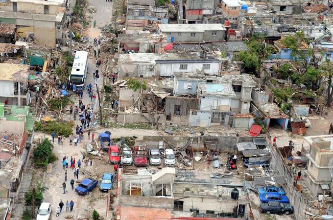 Afectadas mil 238 viviendas en La Habana por paso de fuerte tornado (+ fotos y videos)