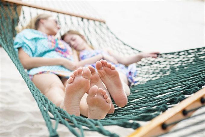 Balancearse ayuda a dormir rápido y profundamente