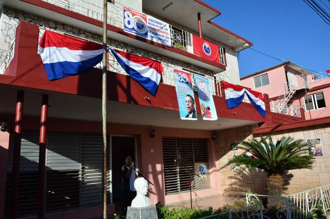 Conmemoran aniversario 80 de la Central de Trabajadores de Cuba (+ fotos y audio)