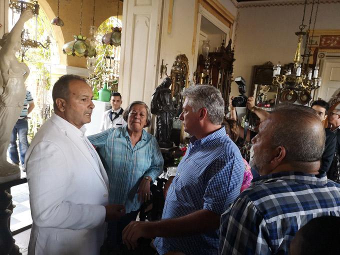 Sancti Spíritus: Concluye hoy visita gubernamental encabezada por Díaz-Canel (+ fotos)