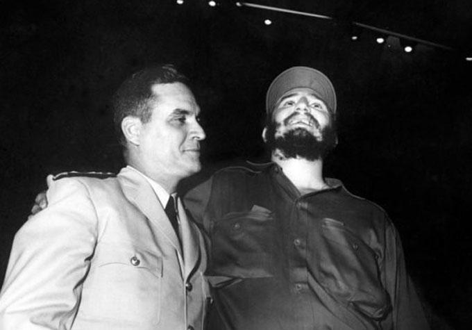 Enero de 1959: Fidel en Venezuela en histórica visita (+ fotos y video)
