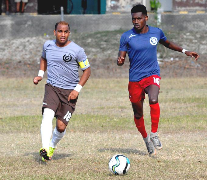 Incansables en busca de la senda ganadora en fútbol cubano