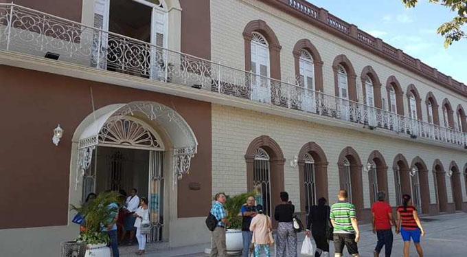 Hotel Plaza, un sitio para el turismo cultural en Cuba
