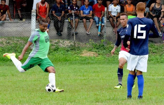 Incansables anuncian nómina para el debut en Liga cubana de fútbol