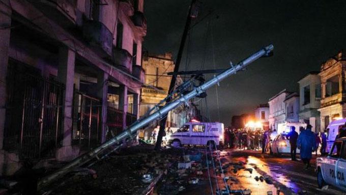 Llama Díaz-Canel a la recuperación de zonas de la capital afectadas por fuerte tornado (+ fotos)