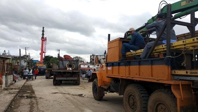 Díaz-Canel fija prioridades en recuperación tras azote de tornado (+ fotos y videos)