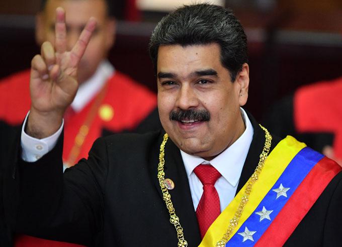 Maduro: Venezuela inicia nuevo ciclo por la democracia y la paz