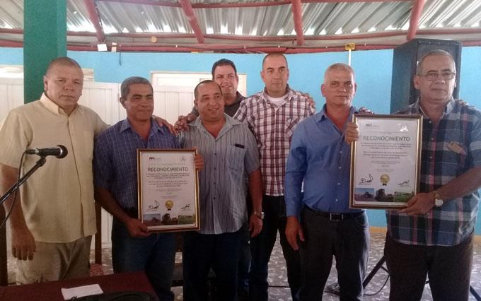 Arroceros granmenses reciben reconocimiento nacional (+ video)