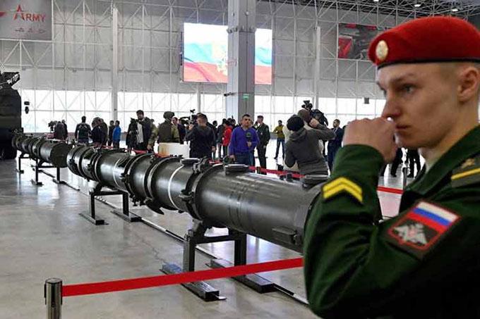 Rusia denuncia incumplimiento por EE.UU. de acuerdo nuclear