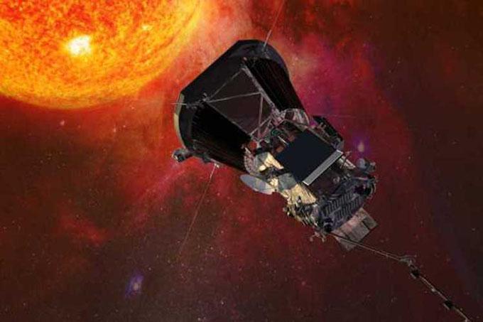 Sonda solar Parker en camino a su segundo acercamiento con el Sol
