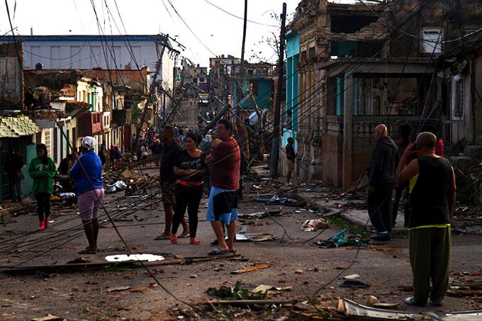 Ascienden a cuatro los fallecidos tras el tornado en La Habana (+ fotos y videos)