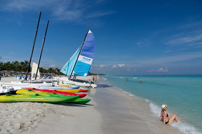 Ratifican a Varadero tercera playa más popular del mundo