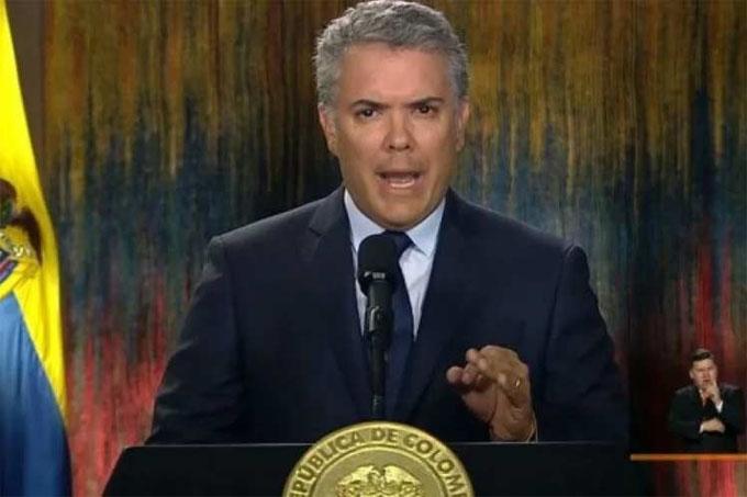Ruptura de diálogo de paz acapara atención en Colombia