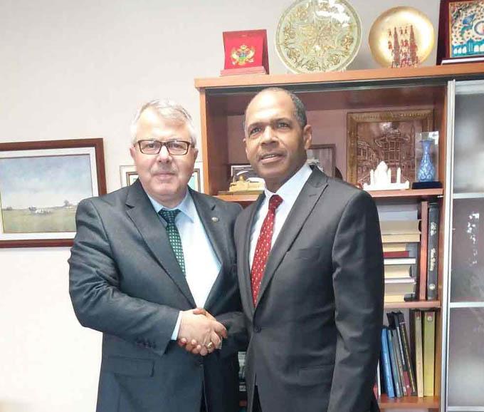 Agencia de cooperación turca desarrolla proyectos con Cuba