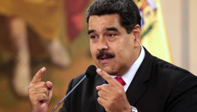 Maduro reivindica lucha por soberanía e independencia de Venezuela