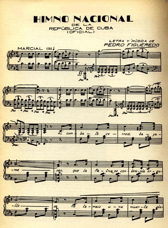 Libro sobre himno cubano refleja rasgos histórico-culturales del país