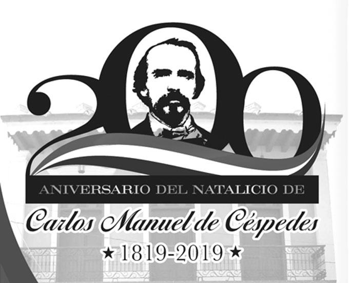 Celebrarán actividades en homenaje al bicentenario de Carlos Manuel de Céspedes