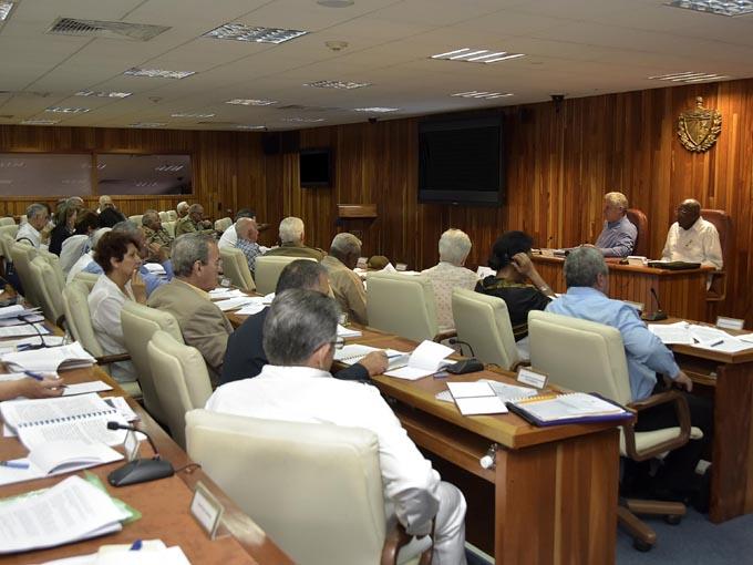 Consejo de Ministros de Cuba con amplia agenda socioeconómica