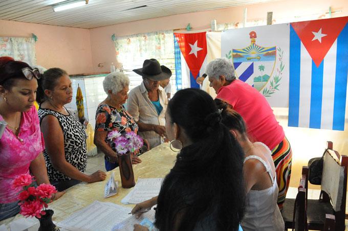 Ratifican apertura y funcionamiento de todos los colegios electorales del país (+ fotos y video)