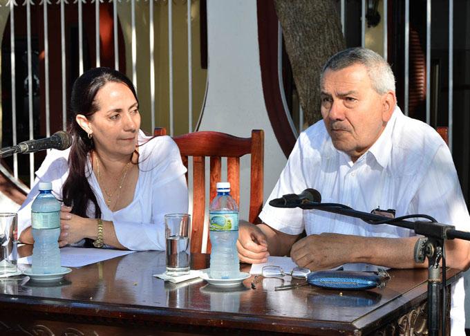 Conferencia sobre Céspedes inaugura espacio de pensamiento cubano (+ fotos y video)