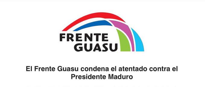 Frente Guasu rechaza ingreso de militares de EE.UU. a Paraguay(+vídeo)
