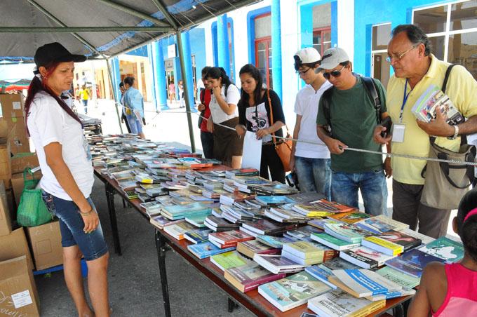 Literatura policíaca en la Feria Internacional del Libro (+ video)