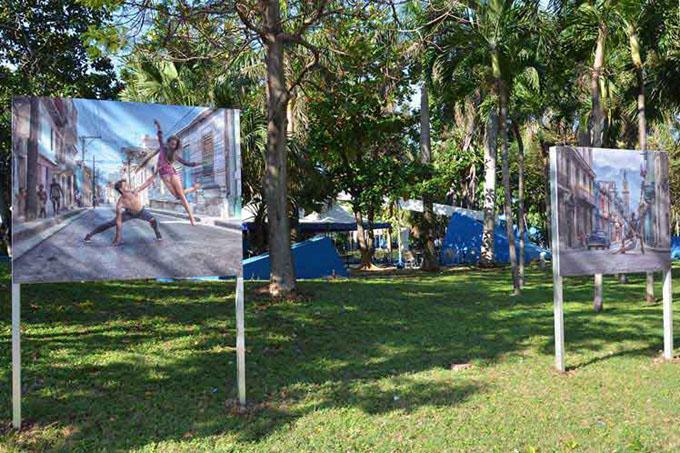 Vallas públicas resaltan atractivos de escuela cubana de ballet (+fotos)
