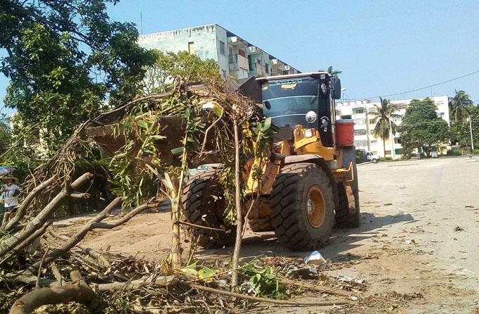 Chequean en Cuba marcha de recuperación de daños por tornado (+ fotos y videos)