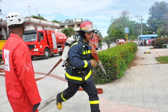 Realizan acciones en Granma para evitar incendios forestales