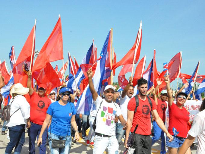 Juventud cubana llama a votar Sí en referendo constitucional