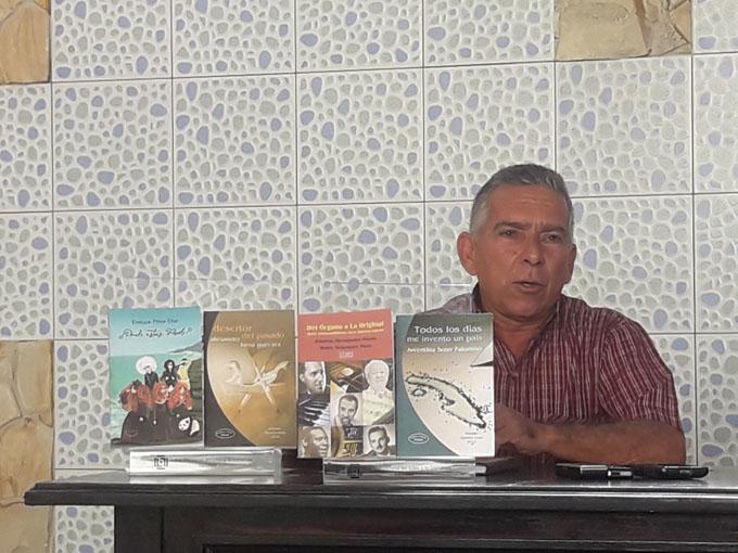 Presentarán editoriales locales nuevos títulos en Feria del Libro Granma 2019