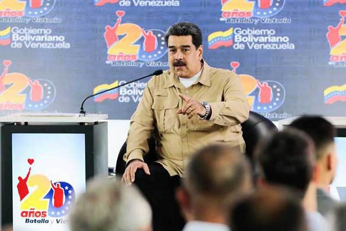 Gobierno venezolano llama al diálogo para la reconciliación nacional